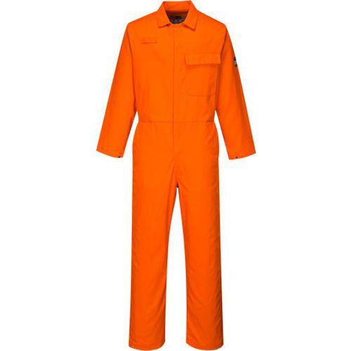 Nehorľavá kombinéza CE Safe-Welder, oranžová