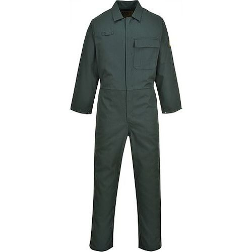 Nehorľavá kombinéza CE Safe-Welder, zelená