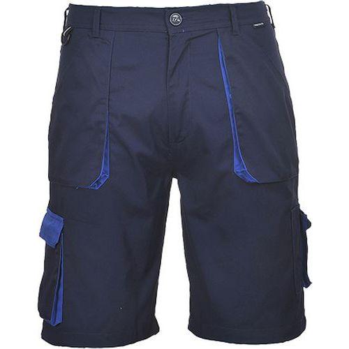 Šortky Portwest Texo Contrast, modrá