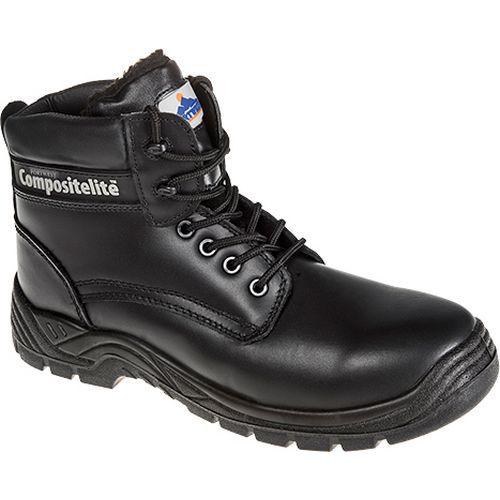 Topánky Thor S3 CI Compositelite, čierna