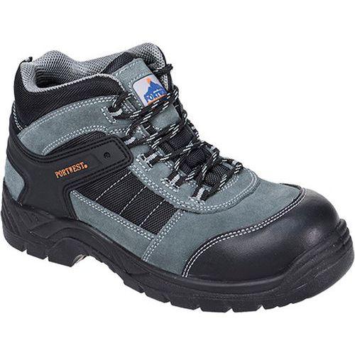Topánky Portwest Compositelite Trekker Plus S1P, čierna