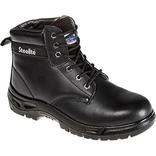 Topánky Steelite S3, čierna