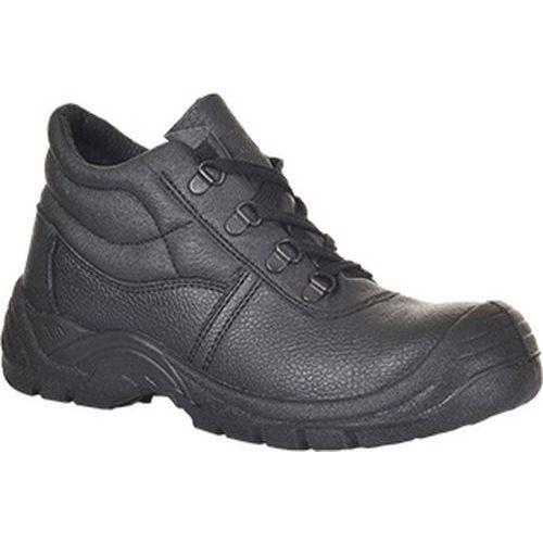 Topánky Steelite Protector Scuff Cup S1P, čierna