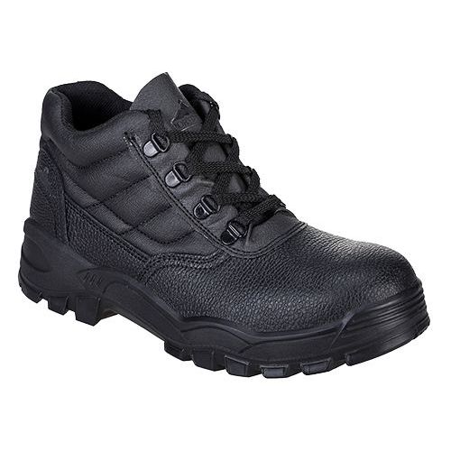 Topánky Steelite Protector Boot S1P, čierna