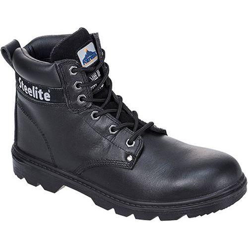 Topánky Steelite Thor S3, čierna