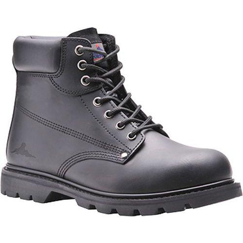 Topánky Steelite Welted SBP HRO, čierna