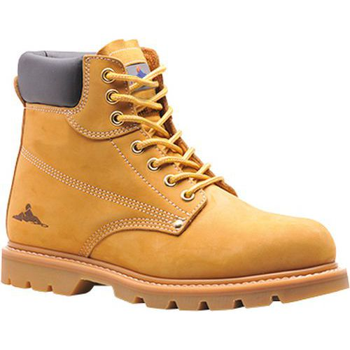 Topánky Steelite SB HRO, svetložltá