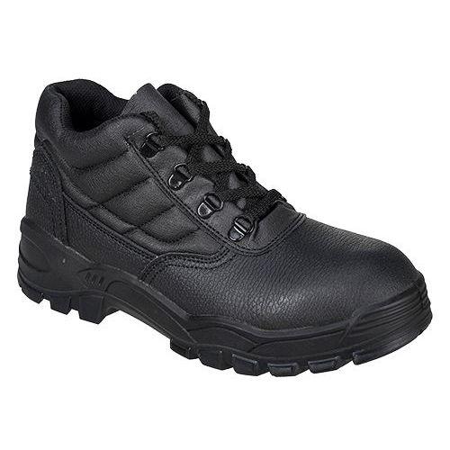 Topánky O1, čierna
