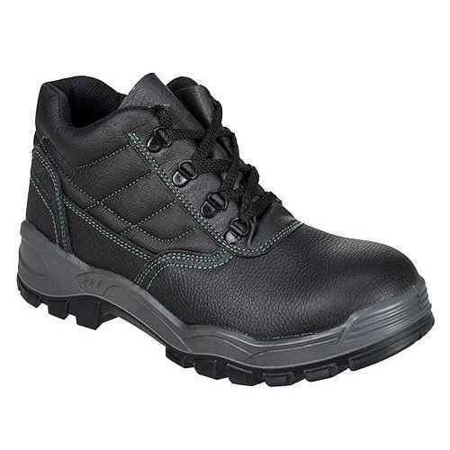 Topánky Steelite Safety S1, čierna