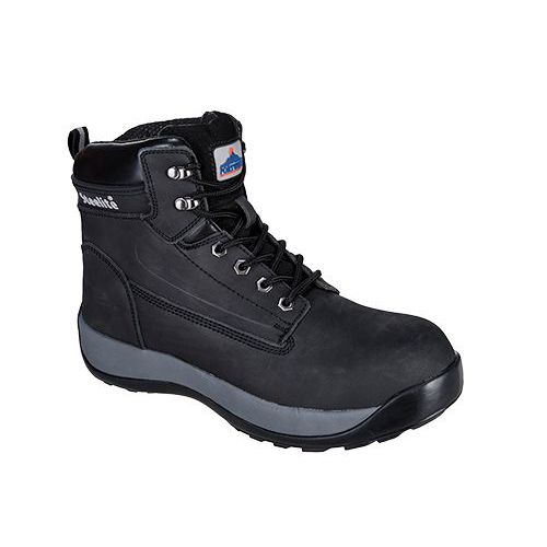 Topánky Steelite Constructo S3 HRO, čierna