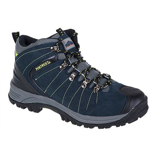 Topánky bez ochranných prvkov Hiker OB, modrá