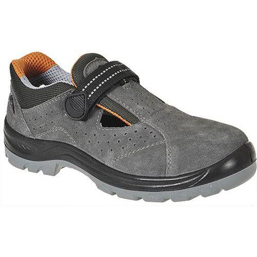 Sandále Steelite Obra S1, sivá