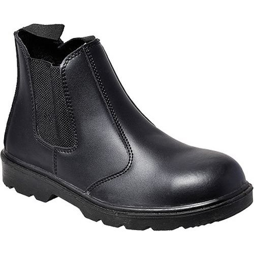 Topánky Steelite Dealer S1P, čierna