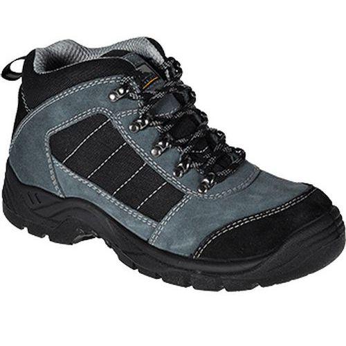 Topánky Steelite Trekker S1P, čierna