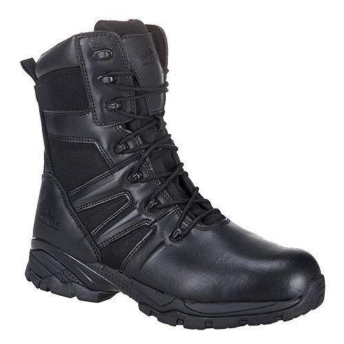 Vysoké topánky Steelite Task Force S3 HRO, čierna