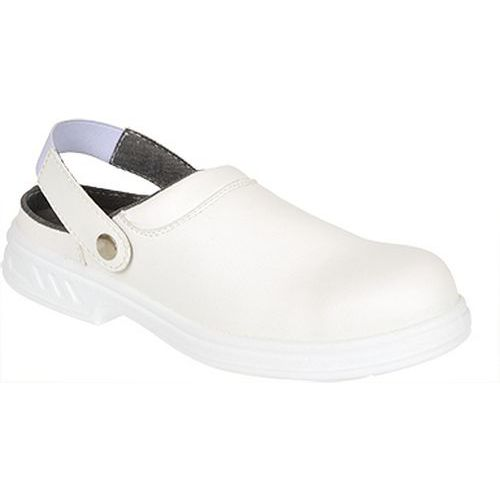 Sandále Steelite Clog SB AE WRU, biela