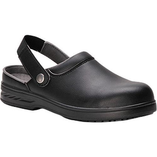 Sandále Steelite Clog SB AE WRU, čierna