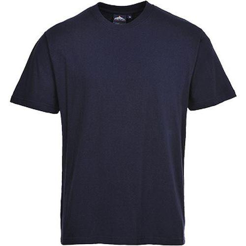 Tričko s krátkym rukávom Turin Premium, modrá