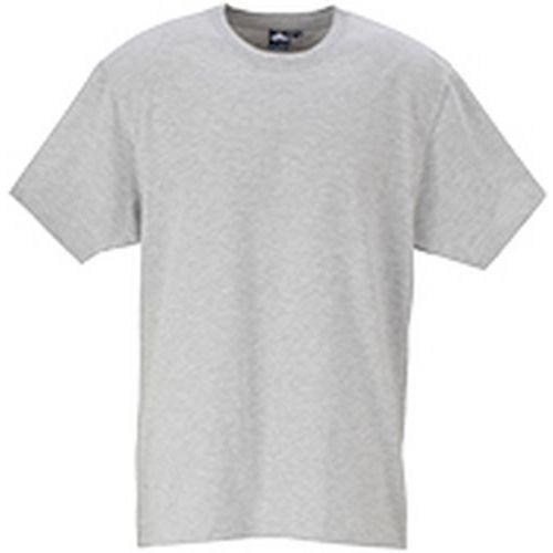 Tričko s krátkym rukávom Turin Premium, sivá