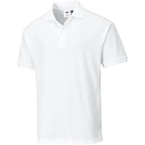 Verona Bavlnené Polo, biela