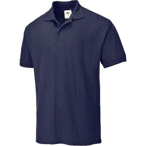 Verona Bavlnené Polo, modrá