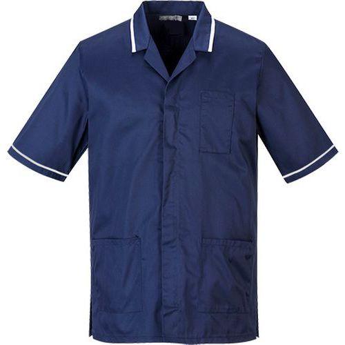 Zdravotnícka tunika, modrá