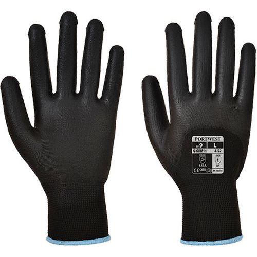 Rukavice PU Ultra, čierna