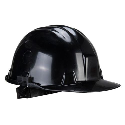 Workbase Bezpečnostná Prilba, čierna