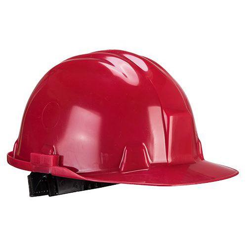 Workbase Bezpečnostná Prilba, červená