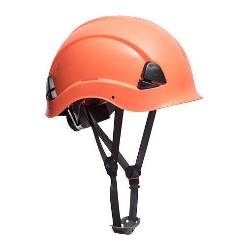Bezpečnostná prilba Height Endurance, oranžová