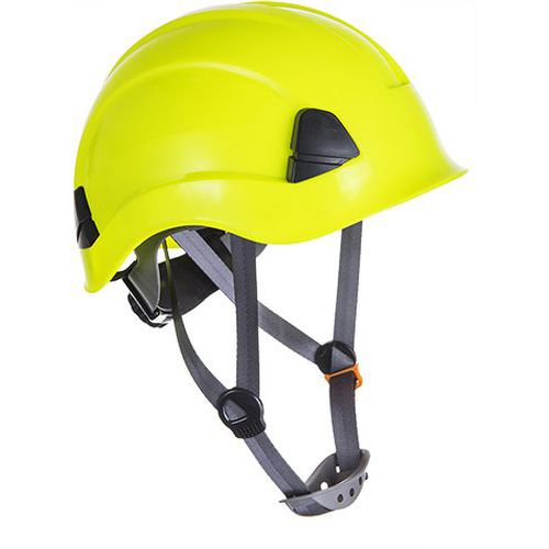 Bezpečnostná prilba Height Endurance, žltá