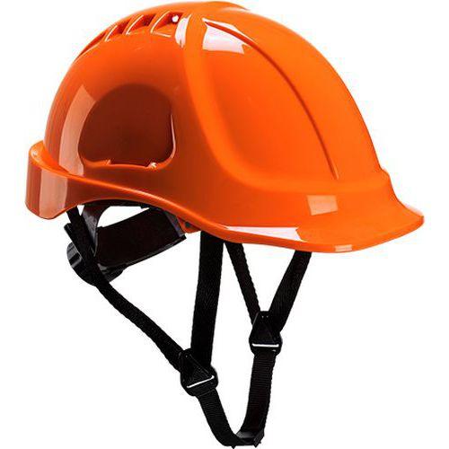 Bezpečnostná prilba Endurance, oranžová