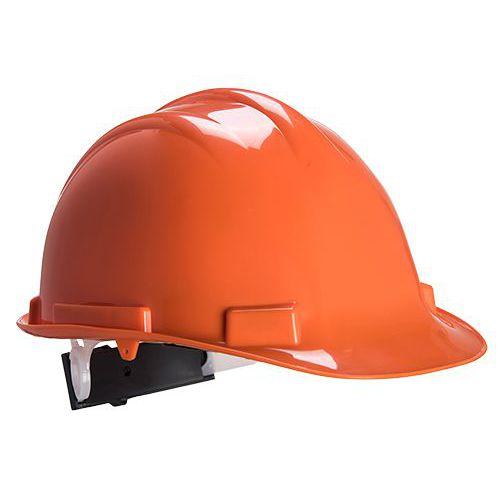 Bezpečnostná prilba Expertbase Wheel, oranžová
