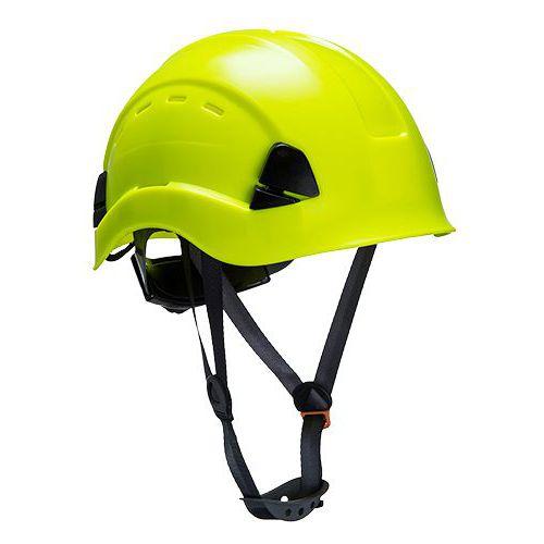 Height Endurance ventilovaná prilba, žltá