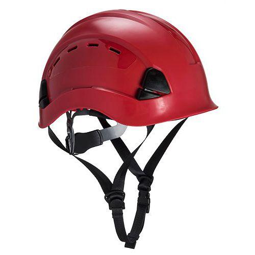 Height Endurance horolezecká prilba, červená