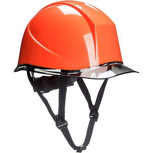 Bezpečnostná prilba Skyview, oranžová