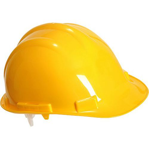 Bezpečnostná prilba Expertbase, žltá
