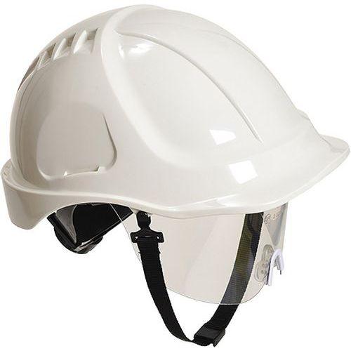 Bezpečnostná prilba Endurance Plus, biela