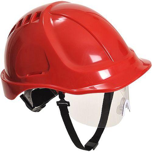 Bezpečnostná prilba Endurance Plus, červená