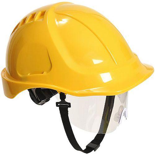 Bezpečnostná prilba Endurance Plus, žltá