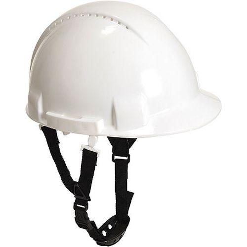 Monterosa bezpečnostná prilba, biela