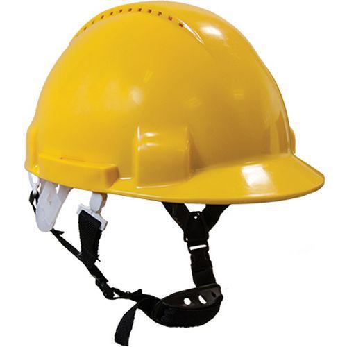 Monterosa bezpečnostná prilba, žltá