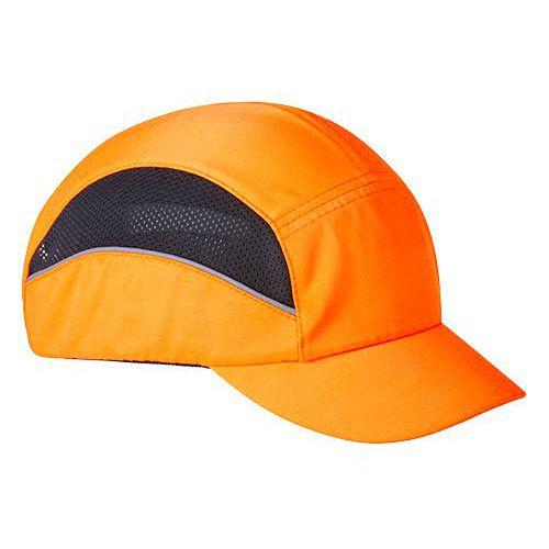 AirTech nárazuvzdorná čiapka, oranžová