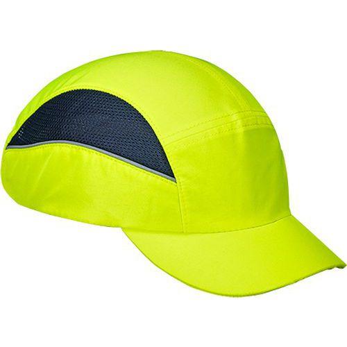 AirTech nárazuvzdorná čiapka, žltá