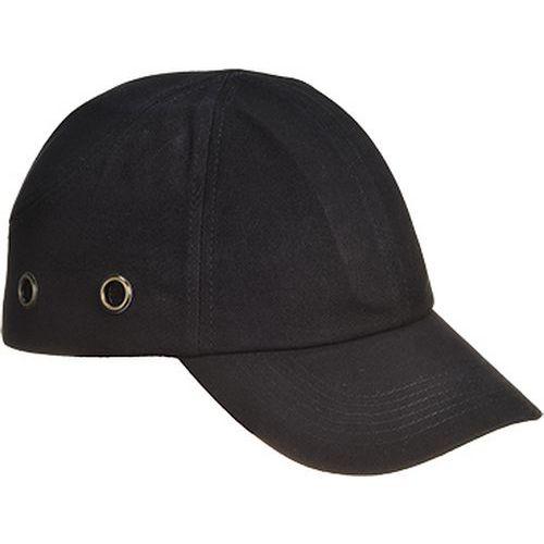 Nárazuodolná čiapka Portwest, čierna