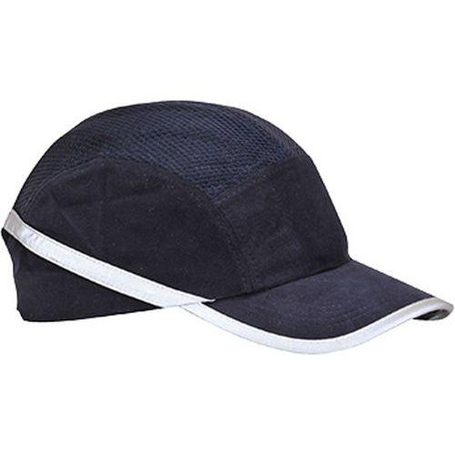 Ventilovaná nárazová čiapka, modrá