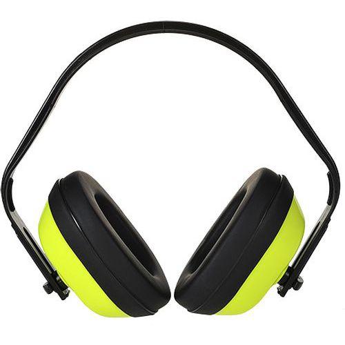 Chrániče sluchu Classic HV, žltá