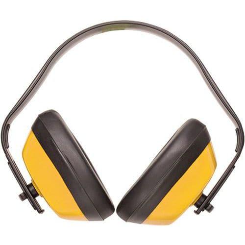 Mušľový chránič Classic, žltá