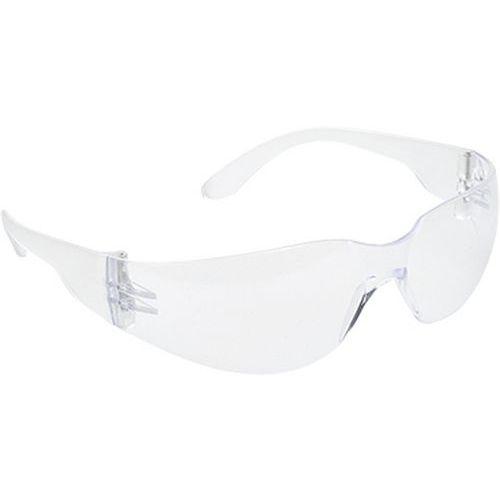 Okuliare Wrap Around, priehľadná