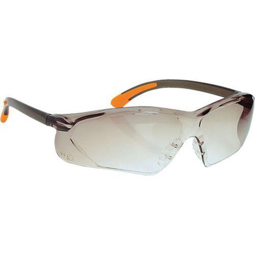 Okuliare Fossa, dymová